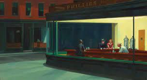 Nightwalks. E. Hopper
